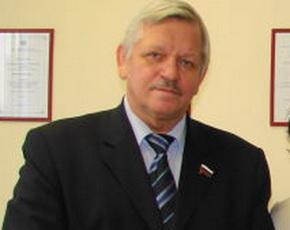 Президент ВОГ В.Н. Рухледев.
