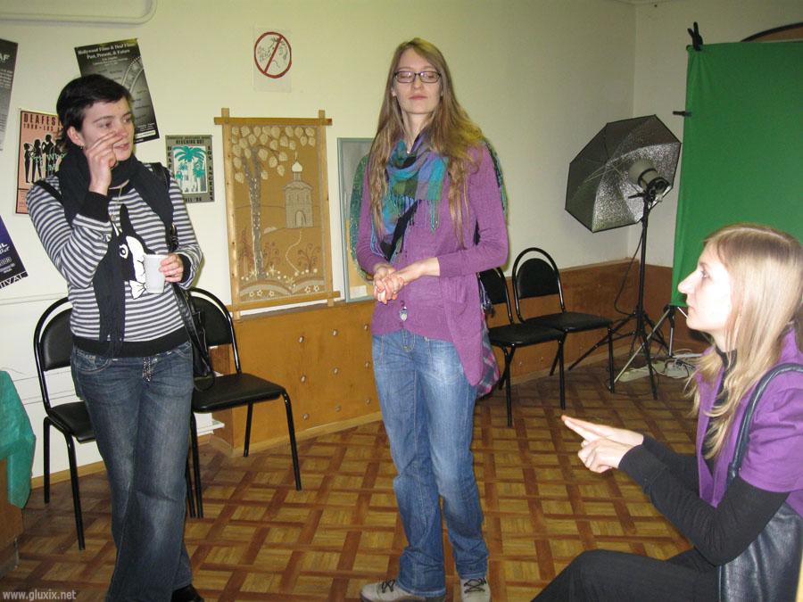 знакомства для глухих и слабослышащих