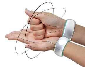 Ученые создали браслет-сурдопереводчик