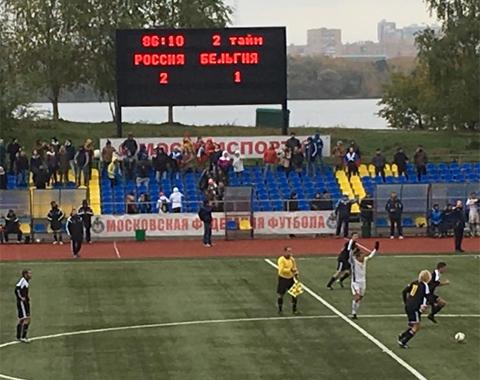 Астраханские футболисты ШВСМ едут наСурдлимпийские игры вТурцию