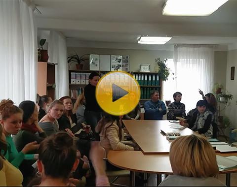 Обучение сурдопереводу украина обучение на английском в европе дешевле