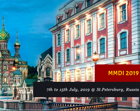 Miss & Mister Deaf International Inc. (MMDI) - 2019 в Санкт-Петербурге