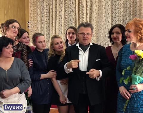 В Москве продолжается театральный фестиваль Территория жеста - 2018
