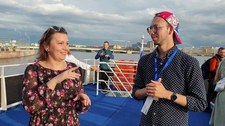 Международный культурный форум глухих - 2020